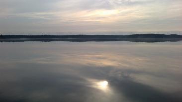 Helvetinjärvi National park, Haukanhieta