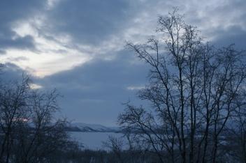 Kilpisjärvi lake