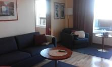Our room at Rukahovi