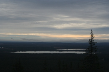 View from Ylläs