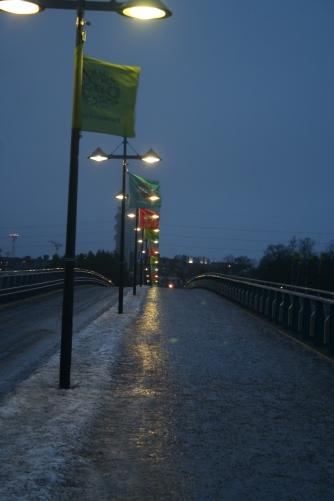 Bridge to Korkeasaari