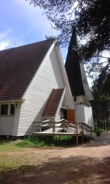 Inari church