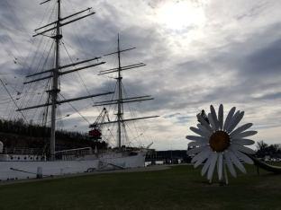 the fregat Suomen Joutsen