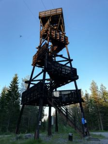 Kiiskilähill sightseen tower