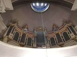 Organs of Tuomikirkko