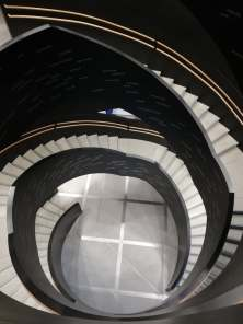 Oodi stairs